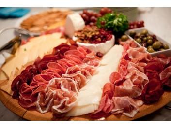 Plateau Quatre Fromages