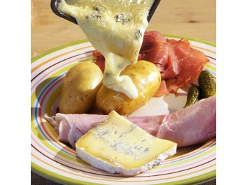 Raclette Trois Fromages